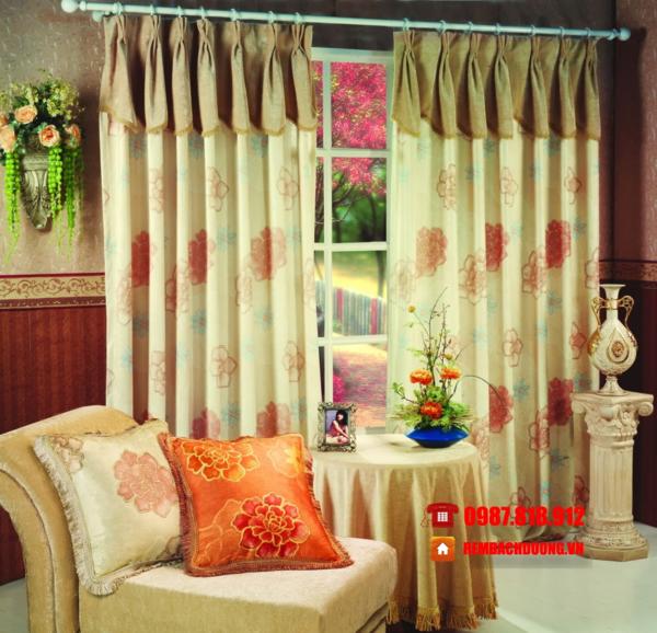 rèm vải đẹp tại TP Vinh Nghệ An